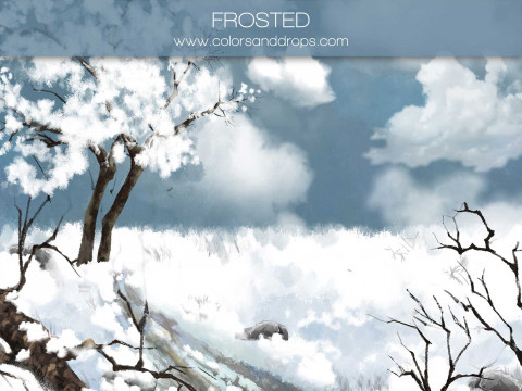 FROSTED