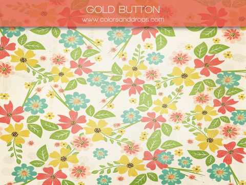 GOLD BUTTON