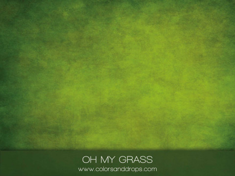 OH MY GRASS