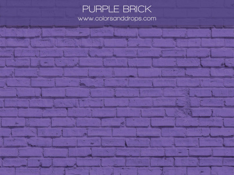PURPLE BRICK