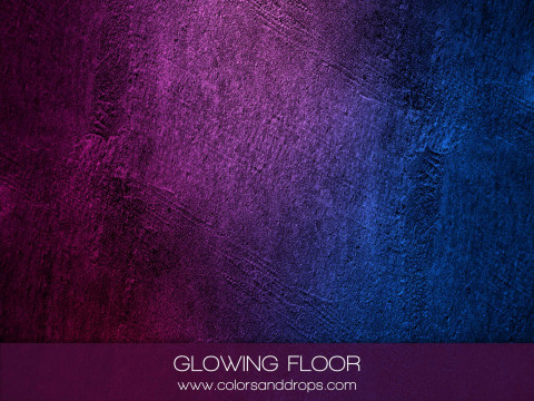GLOWING FLOOR