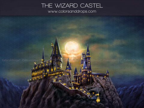 THE WIZARD CASTEL