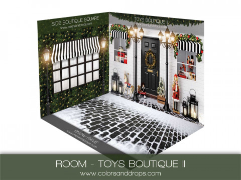 ROOM - TOYS BOUTIQUE II
