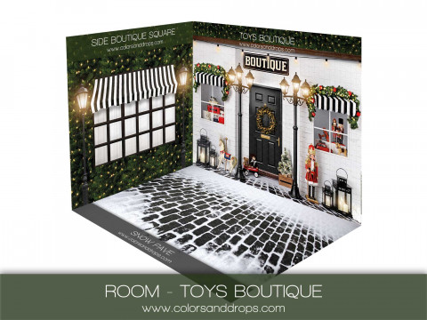 ROOM - TOYS BOUTIQUE