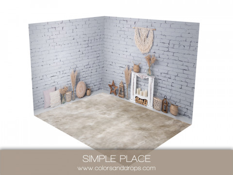 ROOM - SIMPLE PLACE